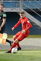 Marnon Busch (1. FC Heidenheim) - 29.02.2020: SV Darmstadt 98 vs. 1. FC Heidenheim, Stadion am Boellenfalltor, 24. Spieltag 2. Bundesliga<br /> <br /> DISCLAIMER: <br /> DFL regulations prohibit any use of photographs as image sequences and/or quasi-video.