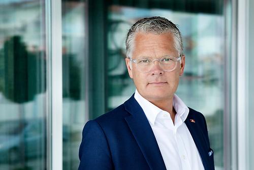Niclas Mårtensson CEO Stena Line Group