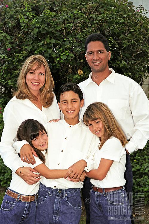 Local family portrait