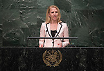 LiECHTENSTEiN<br /> Her Excellency Aurelia FRICK Minister for Foreign Affairs<br /> General Assembly 70th session 25th plenary meeting<br /> Continuation of the General Debate