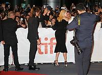 NICOLE KIDMAN AND HER HUSBAND KEITH URBAN - RED CARPET OF THE FILM 'THE UPSIDE' - 42ND TORONTO INTERNATIONAL FILM FESTIVAL 2017 . TORONTO, CANADA, 08/09/2017. # FESTIVAL DU FILM DE TORONTO - PREMIERE 'THE UPSIDE'