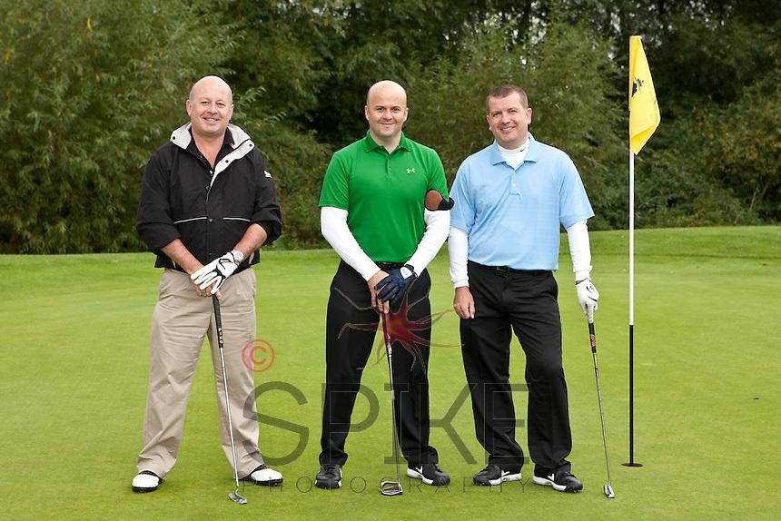 Begbies Traynor team: Peter Blair, Andrew Cordon and Mark Turner