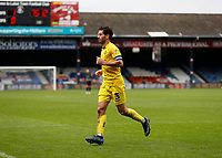 3rd October 2020; Kenilworth Road, Luton, Bedfordshire, England; English Football League Championship Football, Luton Town versus Wycombe Wanderers; Joe Jacobson of Wycombe Wanderers
