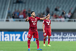 Shanghai FC Forward Givanildo Vieira De Sousa (Hulk) celebrating his score during the AFC Champions League 2017 Round of 16 match between Shanghai SIPG FC (CHN) vs Jiangsu FC (CHN) at the Shanghai Stadium on 24 May 2017 in Shanghai, China. Photo by Marcio Rodrigo Machado / Power Sport Images