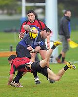 130706 Rugby League - Levin Wolves v BoxOn Wanganui