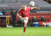 Charlie Barker of Charlton Athletic during Charlton Athletic vs Plymouth Argyle, Emirates FA Cup Football at The Valley on 7th November 2020