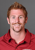 STANFORD, CA - AUGUST 31:  Cody Wiesen of the Stanford Cardinal during water polo picture day on August 31, 2009 in Stanford, California.