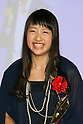 Nozomi Okuhara receives Wellness Award of the Year 2017
