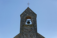 Pictured: St Mary's Church. Thursday 28 June 2018<br /> Re: The bell of St Mary's Church in the town of Fishguard will not be ringing on Sunday morning in west Wales, UK.