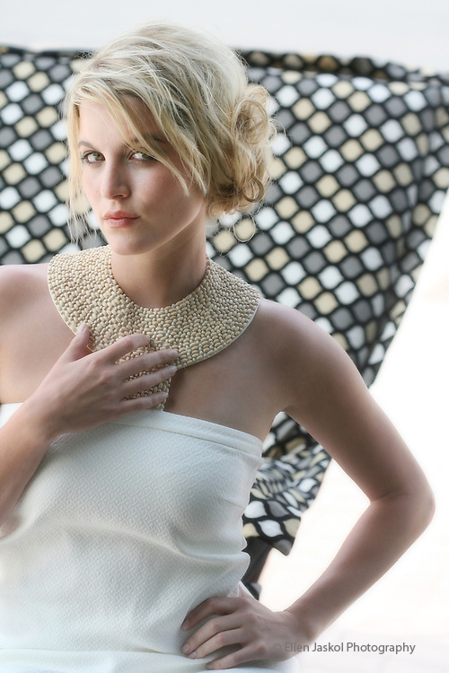 Fashion shoot for hair and skin care.    (ELLEN JASKOL/ROCKY MOUNTAIN NEWS)