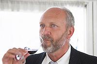 Marc Kreydenweiss of Domaine Kreydenweiss in Alsace and Domaine de Perrieres in Costieres de Nimes Rhone