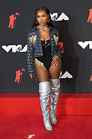 NEW YORK, NY- SEPTEMBER 12: Quen Blackwell at the 2021 MTV Video Music Awards at Barclays Center on September 12, 2021 in Brooklyn,  New York City. <br /> CAP/MPI/JP<br /> ©JP/MPI/Capital Pictures