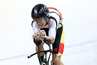 Tom Sexton during the 2020 Vantage Elite and U19 Track Cycling National Championships at the Avantidrome in Cambridge, New Zealand on Thursday, 23 January 2020. ( Mandatory Photo Credit: Dianne Manson )