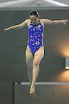 Yuka Mabuchi,<br /> SEPTEMBER 18, 2015 - Diving : <br /> All Japan Diving Championship 2015<br /> Women's 3m Springboard Preliminary<br /> at Tatsumi International Swimming Center, Tokyo, Japan.<br /> (Photo by Shingo Ito/AFLO SPORT)
