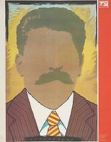 Stalinizm! 1980-1989<br /> Perestroika Era Poster series, circa 1980-1989
