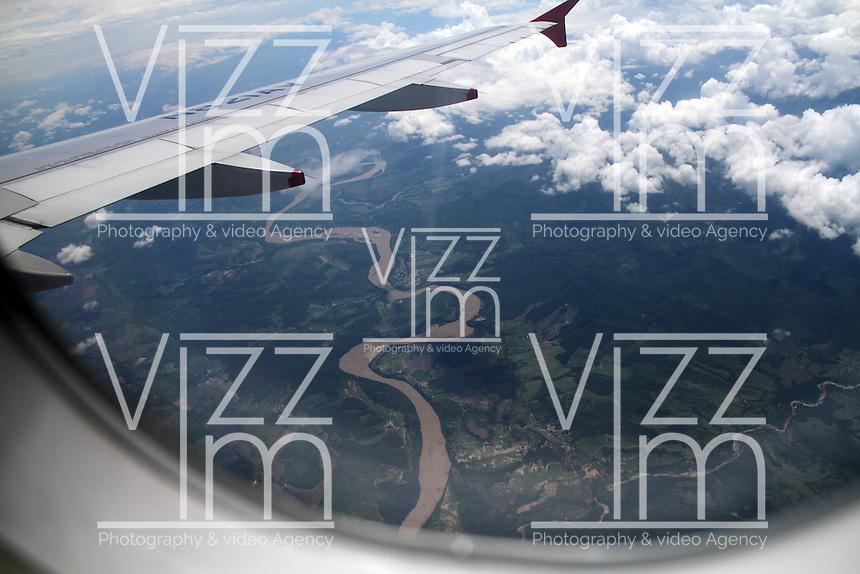 COLOMBIA. 05-06-2014. Paisaje de nubes. Photo: VizzorImage/ Felipe Caicedo / Staff