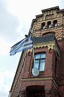 Ambasciata Greca.<br /> Embassy Greek.