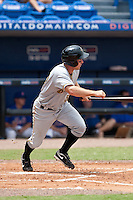April 25 2010: Eric Fryer (50) of the Bradenton Marauders during a game vs. the St. Lucie Mets  at Digital Domain Park in Port St. Lucie, Florida. St. Lucie, the Florida State League High-A affiliate of the New York Mets, won the game against Bradenton, affiliate of the Pittsburgh Pirates, by the score of 5-4  Photo By Scott Jontes/Four Seam Images