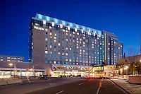 Boston Convention Center Marriott hotel, south Boston, MA
