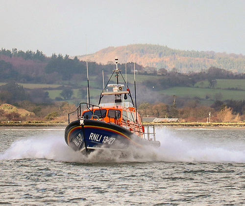 Last year 53 per cent of the 945 calls for help which led to lifeboat launches happened in June, July and August