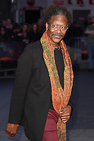 """Clarke Peters<br /> arriving for the London Film Festival 2017 closing gala of """"Three Billboards"""" at Odeon Leicester Square, London<br /> <br /> <br /> ©Ash Knotek  D3337  15/10/2017"""