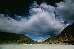 Rafters, Taku River, British Columbia, Canada