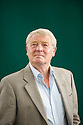 Paddy Ashdown,former MP and leader of The Liberal Democrat Party  and writer his memoirs A Fortunate Life at The Edinburgh International Book Festival 2009.CREDIT Geraint Lewis