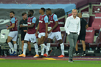 Charlton Athletic FC Manager Lee Bowyer during West Ham United vs Charlton Athletic, Caraboa Cup Football at The London Stadium on 15th September 2020