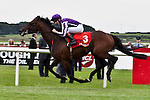 June 28, 2009: Fame And Glory, with Johnny Murtagh up, on their way to winning the Dubai Duty Free Irish Derby. The Curragh Racecourse. Co Kildare, Ireland.