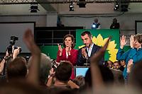 2017/09/24 Politik | Bundestagswahl 2017 | Wahlabend | Bundnis 90/Die Gruenen