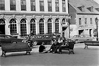 1973 MTL - Place Jacques-Cartier
