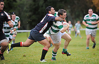 120428 Wanganui Club Rugby - Taihape v Marist