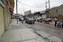 Iraq 2011 Market in a street beneath the citadel of Erbil  Irak 2011 Un marche dans une rue au pied de la citadelle d'Erbil