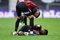 Injury concern for Jefferson Lerma of AFC Bournemouth during AFC Bournemouth vs Reading, Sky Bet EFL Championship Football at the Vitality Stadium on 21st November 2020