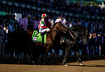 APRIL 30, 2021: Search Results in the Post Parade before the Kentucky Oaks at Churchill Downs in Louisville, Kentucky on April 30, 2021. EversEclipse Sportswire/CSM