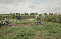 taking a short-cut<br /> <br /> 91st Schaal Sels 2016