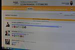 28/10/2013 Trento, Italia Elezioni provinciali - Provincia Autonoma di Trento<br /> <br /> Nella foto Ugo Angelo Giovanni Rossi (PATT)<br /> <br /> © Pierre Teyssot