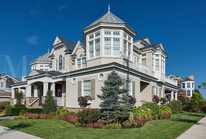 Luxury beach house, Stone Harbor, New Jersey, USA