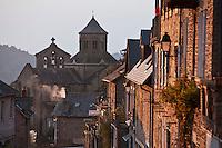 Europe/France/Limousin/19/Corrèze/Aubazine: Église abbatiale Saint-Étienne