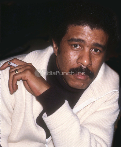 Richard Pryor 1977<br /> Credit: Adam Scull/Photolink/MediaPunch