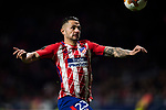 Victor Machin, Vitolo, of Atletico de Madrid in action during the UEFA Europa League 2017-18 Round of 32 (2nd leg) match between Atletico de Madrid and FC Copenhague at Wanda Metropolitano  on February 22 2018 in Madrid, Spain. Photo by Diego Souto / Power Sport Images