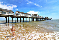 JUL 12 Day at the Beach - Southwold