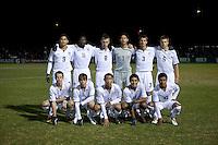 PHOENIX, AZ--US Soccer Development Academy, Reach 11, Phoenix, AZ, Friday, December 5, 2009.