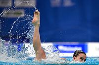 VERBENA Jasmine / ZONZINI Jasmine SMR <br /> DUET FREE Final <br /> Artistic Swimming<br /> Budapest  - Hungary  14/5/2021<br /> Duna Arena<br /> XXXV LEN European Aquatic Championships<br /> Photo Andrea Staccioli / Deepbluemedia / Insidefoto