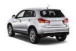 Car pictures of rear three quarter view of 2016 Mitsubishi Outlander-Sport 2.4-ES-AWC-CVT 5 Door SUV Angular Rear