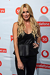 Carolina Cerezuela during the photocall of VODAFONE YU MUSIC SHOWS<br /> ESTOPA  in Concert. <br /> <br /> October 2, 2019. (ALTERPHOTOS/David Jar)