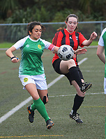 210801 Capital Women's Premier Football - BNU v Victoria University