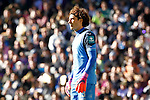 Granada CF's Guillermo Ochoa during La Liga match. January 7,2016. (ALTERPHOTOS/Acero)