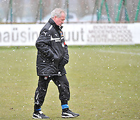 Club Brugge Dames - PEC Zwolle : Club Coach Gunther Bomon.foto DAVID CATRY / Vrouwenteam.be