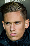 Marcos Llorente of Real Madrid reacts prior to the La Liga 2017-18 match between Valencia CF and Real Madrid at Estadio de Mestalla  on 27 January 2018 in Valencia, Spain. Photo by Maria Jose Segovia Carmona / Power Sport Images